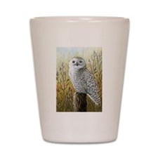 Bird 65 Owl Shot Glass