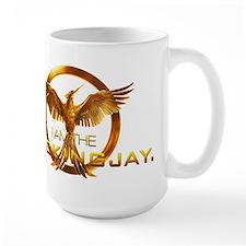 I am the Mockingjay 2 Mug
