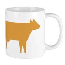Brown Cow Mugs