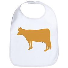 Brown Cow Bib