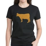 Brown cow Tops