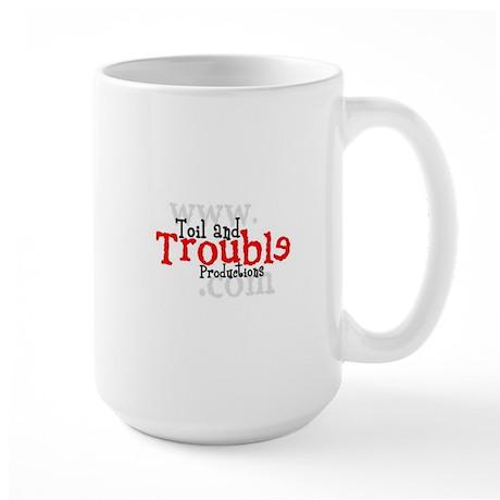 Hungry Prop Large Mug