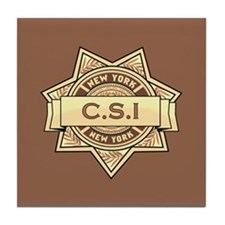 CSI New York Tile Coaster