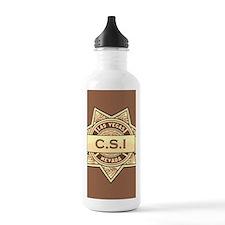 CSI Las Vegas Water Bottle