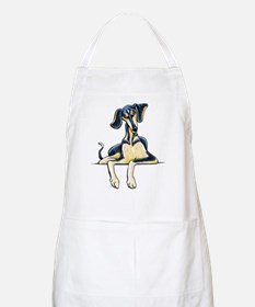 Smooth Saluki Emil Apron