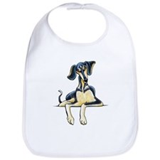 Smooth Saluki Emil Bib