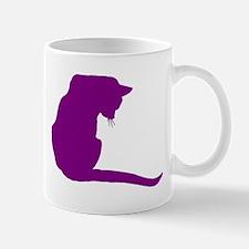 Purple Cat Mugs