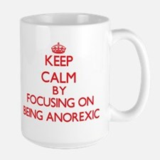 Being Anorexic Mugs