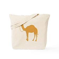 Brown Camel Tote Bag