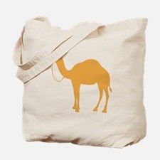 Brown Camel Tote Bag