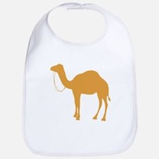 Brown Camel Bib