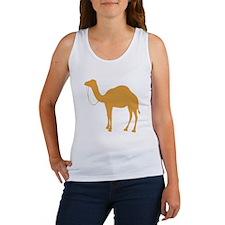 Brown Camel Tank Top