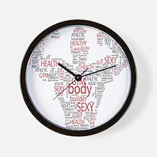 Athletic Wall Clock