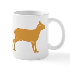 Brown Baby Calf Mugs