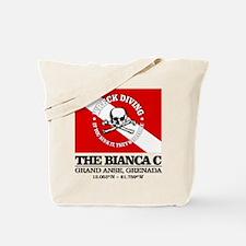 Bianca C Tote Bag