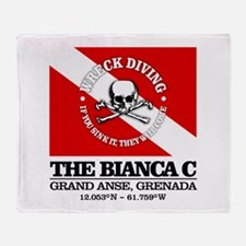 Bianca C Throw Blanket