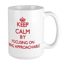 Being Approachable Mugs