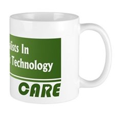 Specialists In Blood Bank Technology Care Mug