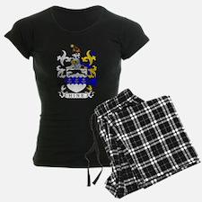 Hine Coat of Arms Pajamas