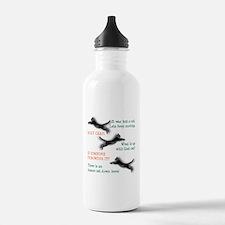 Insane Cat Water Bottle