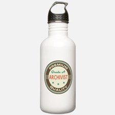Archivist Vintage Water Bottle