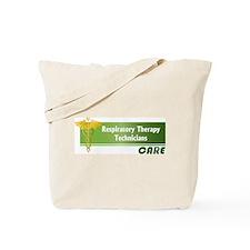 Respiratory Therapy Technicians Care Tote Bag