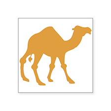 Brown Camel Sticker