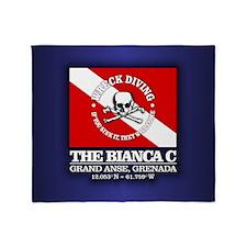 Bianca C Throw Blanket