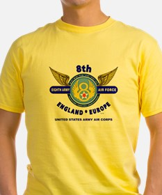 8TH ARMY AIR FORCE*ARMY AIR CORPS W T