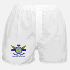 8TH ARMY AIR FORCE*ARMY AIR CORPS WOR Boxer Shorts
