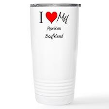 I love my boyfriend Travel Mug