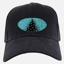 Bare Branches Holiday Tree Baseball Hat