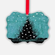 Bare Branches Holiday Tree Ornament
