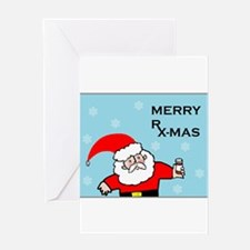 FUNNY CHRISTMAS DECOR Greeting Cards