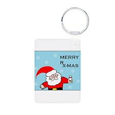 FUNNY CHRISTMAS DECOR Keychains