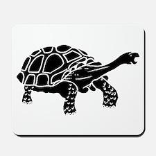 Tortoise Silhouette Mousepad