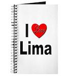 I Love Lima Journal