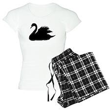 Swan Silhouette Pajamas