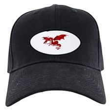 Red Dragon Baseball Hat