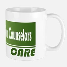 Rehabilitation Counselors Care Mug