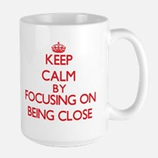 Being Close Mugs