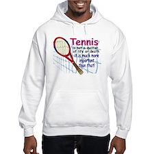Tennis is a matter ... Jumper Hoody