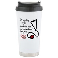 Unique Jasper and alice Travel Mug