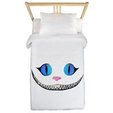 Invisible Cheshire Cat Twin Duvet