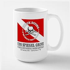 USS Spiegel Grove Mugs