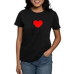 Mark Twain Women's Dark T-Shirt