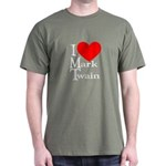 Mark Twain Dark T-Shirt