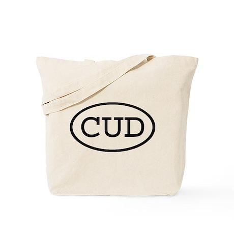 CUD Oval Tote Bag