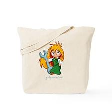 Chibi Gg Url Tote Bag