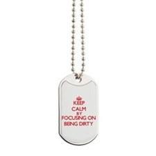 Being Dirty Dog Tags